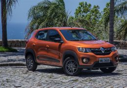 Teste do Renault Kwid Intense
