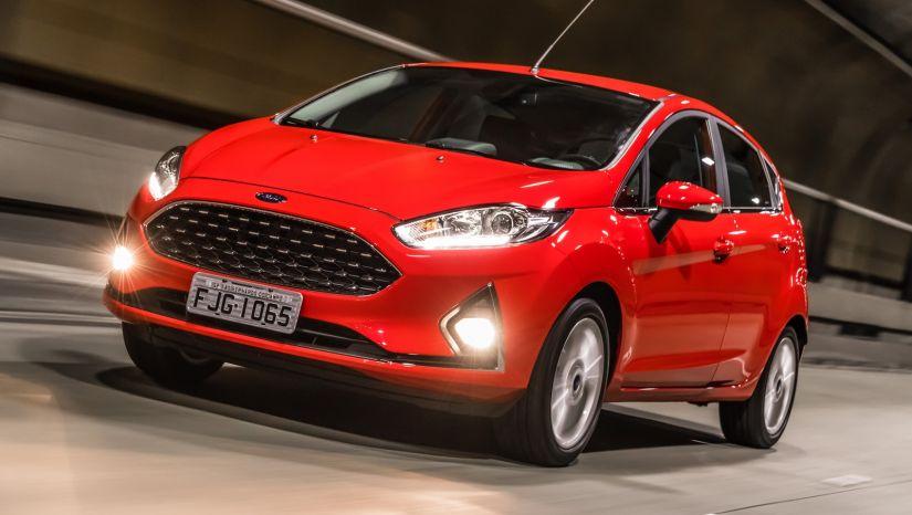 Ford revela facelift para Fiesta e preços partem de R$ 56.960