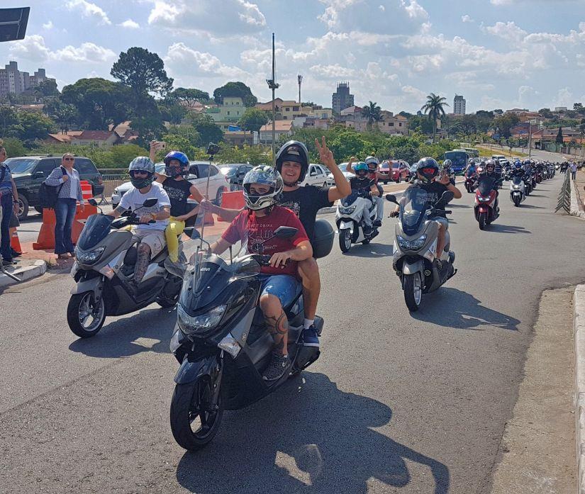 Recorde de vendas: Scooters salvam vendas de motos no Brasil