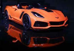 Corvette apresenta versão conversível do ZR1