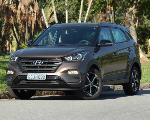 Teste do Hyundai Creta Sport