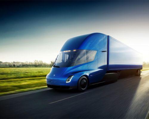 Tesla apresenta seu primeiro caminhão elétrico: o Semi Truck