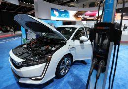 """Honda Clarity leva prêmio como destaque """"verde"""" no Salão de Los Angeles"""