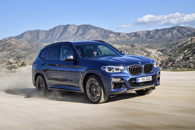 BMW abre pré-venda do novo X3 no Brasil