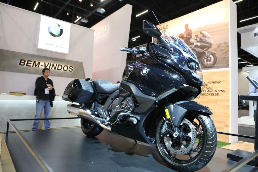 BMW anuncia vendas da K 1600 Bagger por R$ 134.900