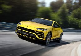 Lamborghini apresenta novo modelo de SUV
