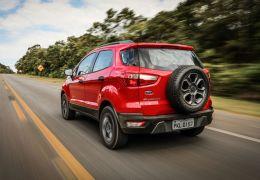 Ford reajusta tabela do EcoSport e modelo ficará mais caro