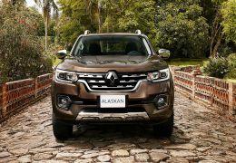 Primeiras impressões da Renault Alaskan