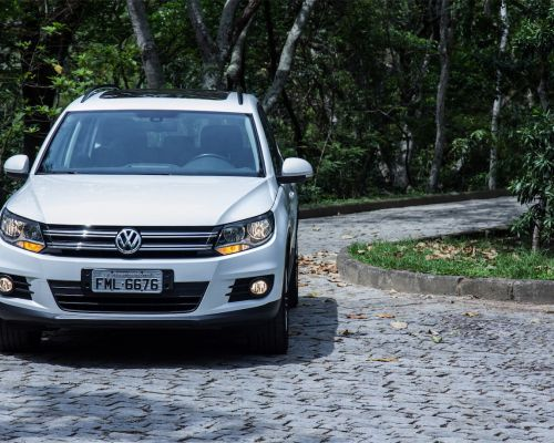 Teste do Volkswagen Tiguan 1.4 TSI