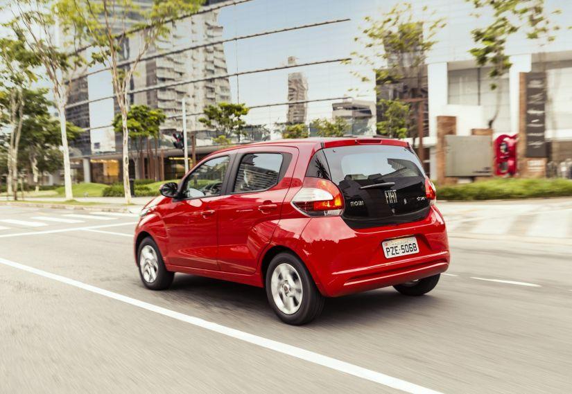 Fiat anuncia recall de mais de 15 unidades de veículos