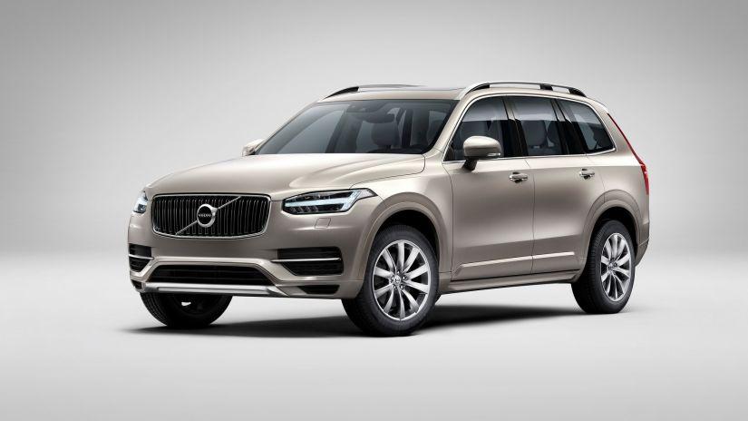 Volvo confirma novo XC90 2018 com mais equipamentos