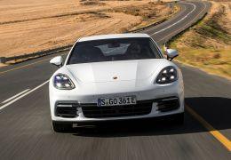 Porsche Panamera 4 E-Hybrid começa a ser vendido no Brasil