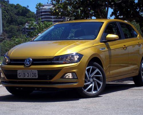 Teste do Volkswagen Polo Highline 200 TSI