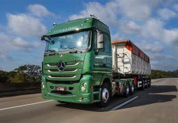 Balanço do mercado de caminhões em 2017