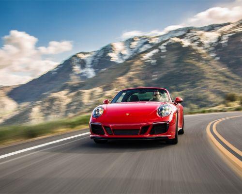 Primeiras impressões do Porsche 911 Targa 4 GTS