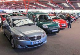 Cresce venda de veículos usados em 2017