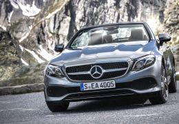 Primeiras impressões do Mercedes-Benz Classe E Cabrio