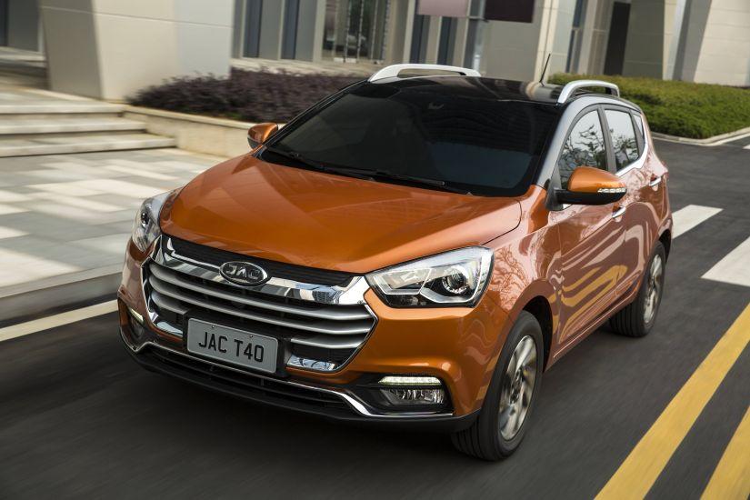 JAC Motors deve ter até cinco lançamentos no Brasil em 2018