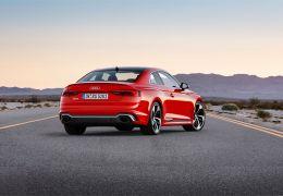 Primeiras impressões do novo Audi RS5