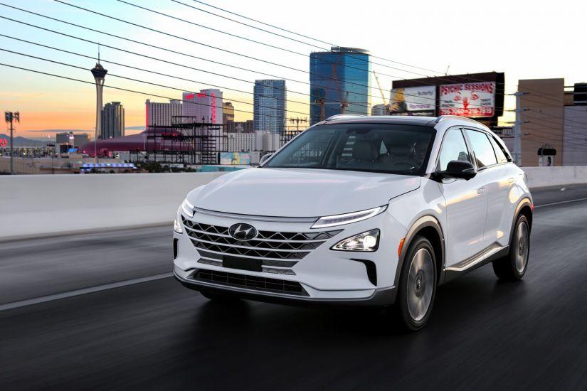 Hyundai apresenta novo SUV autônomo e movido a hidrogênio