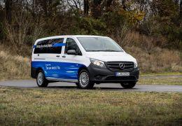 Mercedes-Benz Vans já recebe encomendas para o Vito elétrico