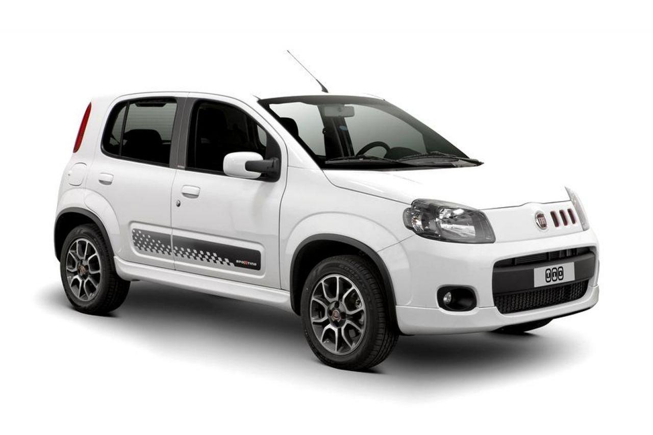 Fiat faz recall de Uno, Palio e Grand Siena