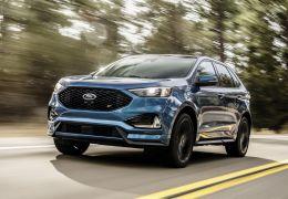 Ford apresenta visual atualizado e versão esportiva do Edge