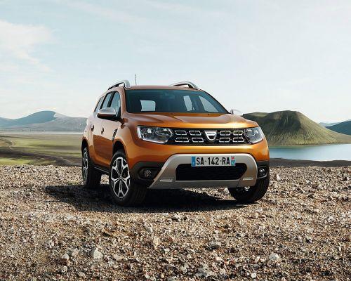 Primeiras impressões do novo Dacia Duster