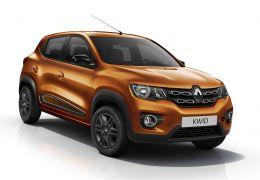 Renault convoca Kwid para recall no Brasil