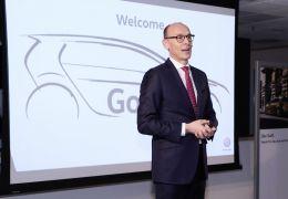 Volkswagen afirma que vai investir mais de 1,8 bilhão de euros na próxima geração do Golf