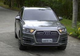 Teste do Audi Q7 Ambition 3.0 TFSI