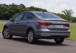 Primeiras impressões do Volkswagen Virtus