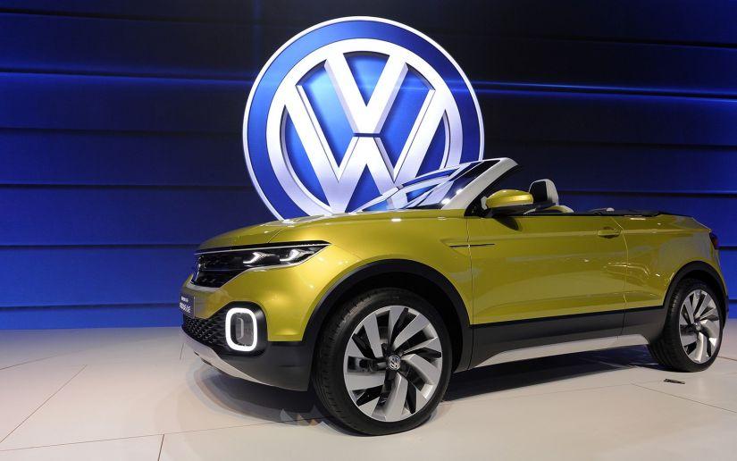 Volkswagen quer lançar 5 novos SUVs até 2020