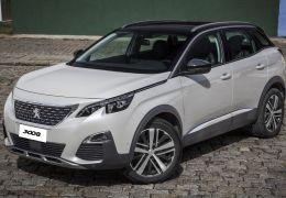 Peugeot anuncia versão mais equipada do 3008