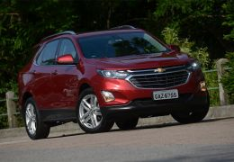 Teste do Chevrolet Equinox Premier