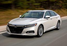 Primeiras impressões do novo Honda Accord