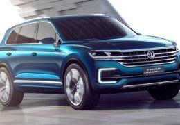 Volkswagen Touareg de nova geração será vendido no Brasil
