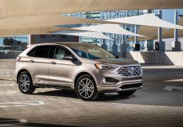 Ford apresenta nova versão Titanium Elite para Edge 2019