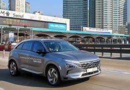 Hyundai apresenta testes de carros autônomos com hidrogênio