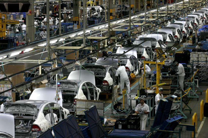 Produção de veículos no Brasil sobe 24,6% em janeiro