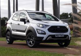 Primeiras impressões do Ford EcoSport Storm