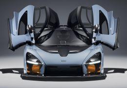 McLaren Senna irá de 0 a 100 km/h em 2,8 segundos
