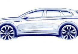 Novo SUV da Volkswagen terá desenho assinado por brasileiro