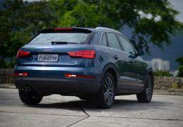 Teste do Audi Q3 Ambiente 1.4 TSI