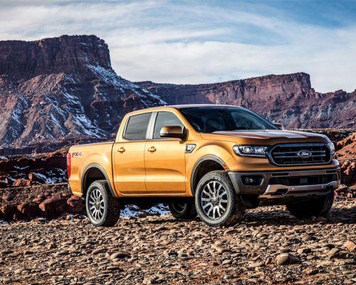 Ford relança a picape Ranger nos Estados Unidos
