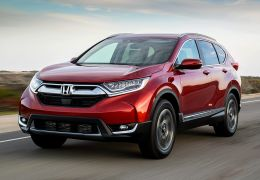 Primeiras impressões do novo Honda CR-V, direto do México