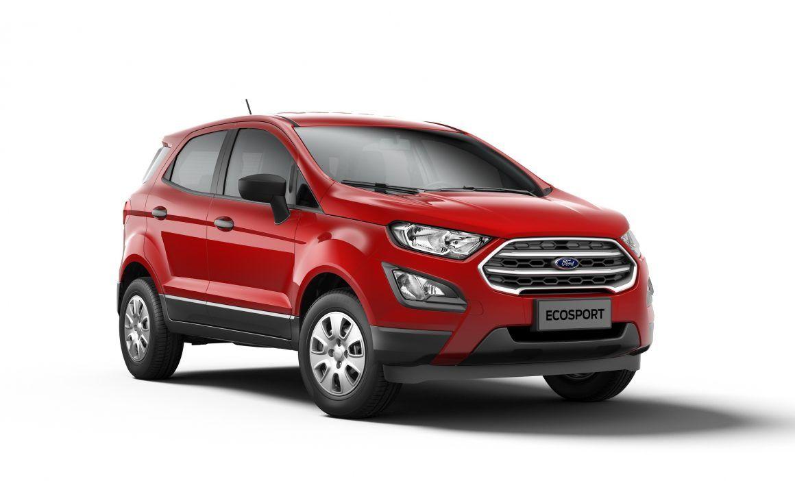 Ford lança EcoSport PcD por R$ 68.690