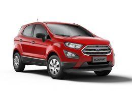 Ford lança versão mais barata do EcoSport