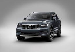 Volvo apresenta seu primeiro motor 3 cilindros