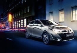 Toyota anuncia versão aventureira do Yaris